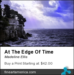 At The Edge Of Time by Madeline Ellis - Photograph - Photography
