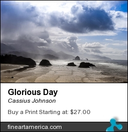 Glorious Day by Cassius Johnson - Photograph - Photograph