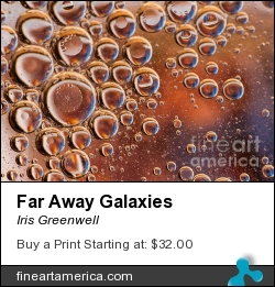 Far Away Galaxies by Iris Greenwell - Photograph - Photography