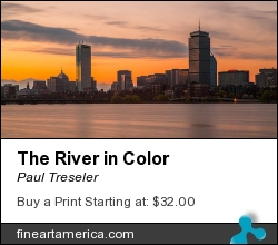 The River In Color by Paul Treseler - Photograph - Photographs