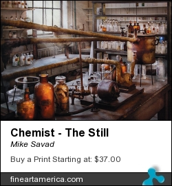 Chemist - The Still by Mike Savad - Photograph - Hdr Photography