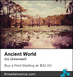 Ancient World by Iris Greenwell - Photograph - Digital Photography