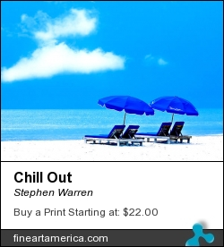 Chill Out by Stephen Warren - Photograph - Giclee Print