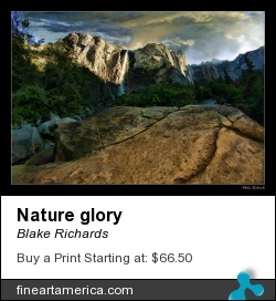 Nature Glory by Blake Richards - Photograph - Photography