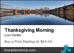 Thanksgiving Morning by Lori Deiter - Photograph - Photography