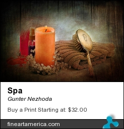 Spa by Gunter Nezhoda - Photograph - Photograph
