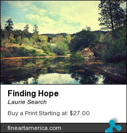 Finding Hope by Laurie Search - Photograph - Digital Photography