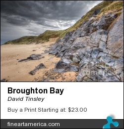Broughton Bay by David Tinsley - Photograph - Digital Photography