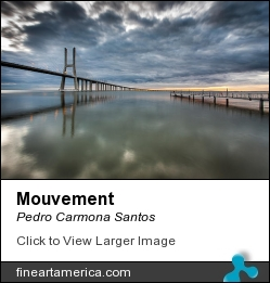 Mouvement by Pedro Carmona Santos - Photograph