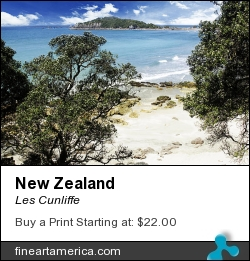 New Zealand by Les Cunliffe - Photograph - Photograph