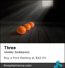 Three by Veikko Suikkanen - Photograph - Photo