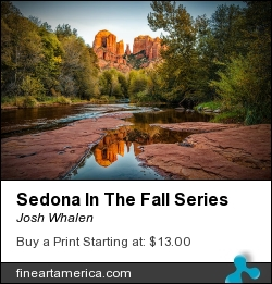 Sedona In The Fall Series by Josh Whalen - Photograph - Digital Photography, Fine Art Photograph, Photography, Photographic Prints