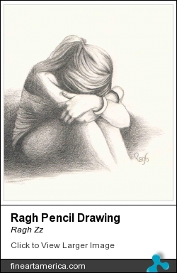 Ragh Pencil Drawing by Ragh Zz - Drawing - Pencil Drawing On Papper
