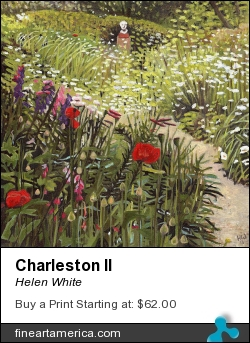 Charleston II by Helen White - Painting - Oil On Canvas