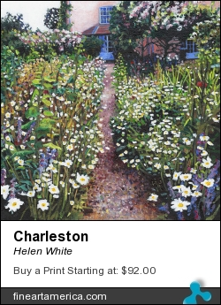 Charleston by Helen White - Painting - Oil On Canvas